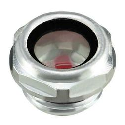 """Uxcell Air Compressor Fitting Metal 1/2"""" PT Threaded Oil Lev"""