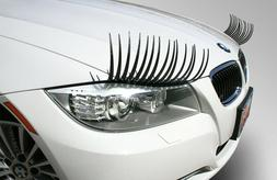 CarLashes® CLASSIC BLACK - New Improved Universal Fit - Car