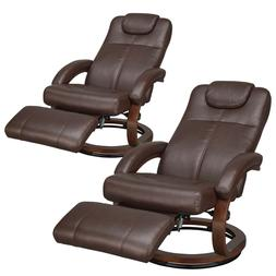 "RecPro Charles 28"" RV Euro Chair Recliner RV Furniture 2 Cha"