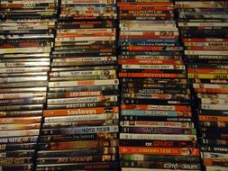 $1 COMEDY DVDS YOU CHOOSE with $2.80 COMBINED FLAT RATE SHIP