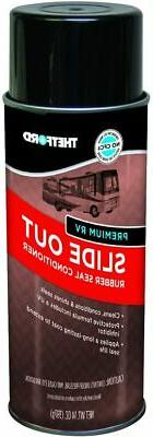 Premium RV Slide Out Rubber Seal Conditioner and Protectant
