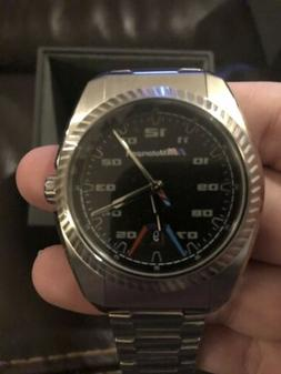 NWT BMW Motorsport 3000 Watch 5 ATM  WATER RESIST RV$195.00