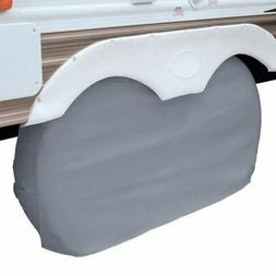 OverDrive RV Dual Axle Wheel Cover for 30-33'' Dia. Wheels -