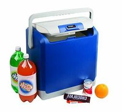 Portable Car Cooler Warmer Truck 24L Electric Fridge 12v Tra