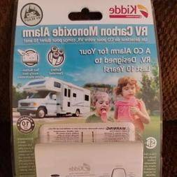 Kidde RV  Carbon Monoxide Alarm Model # KN-COB-B-LPM  Warran