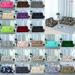 Stretch Chair Sofa Covers 1 2 3 4Seater Protector Loveseat C