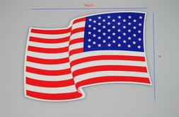 USA American Flag Magnet Sign Indoor Outdoor United States A